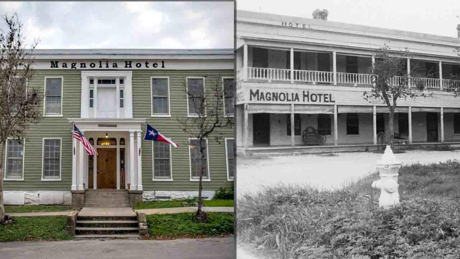 Haunted Magnolia Hotel Open For Overnight Stays In Seguin