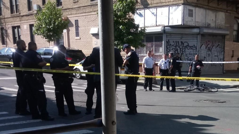 3 people believed to be innocent bystanders shot in the Bronx