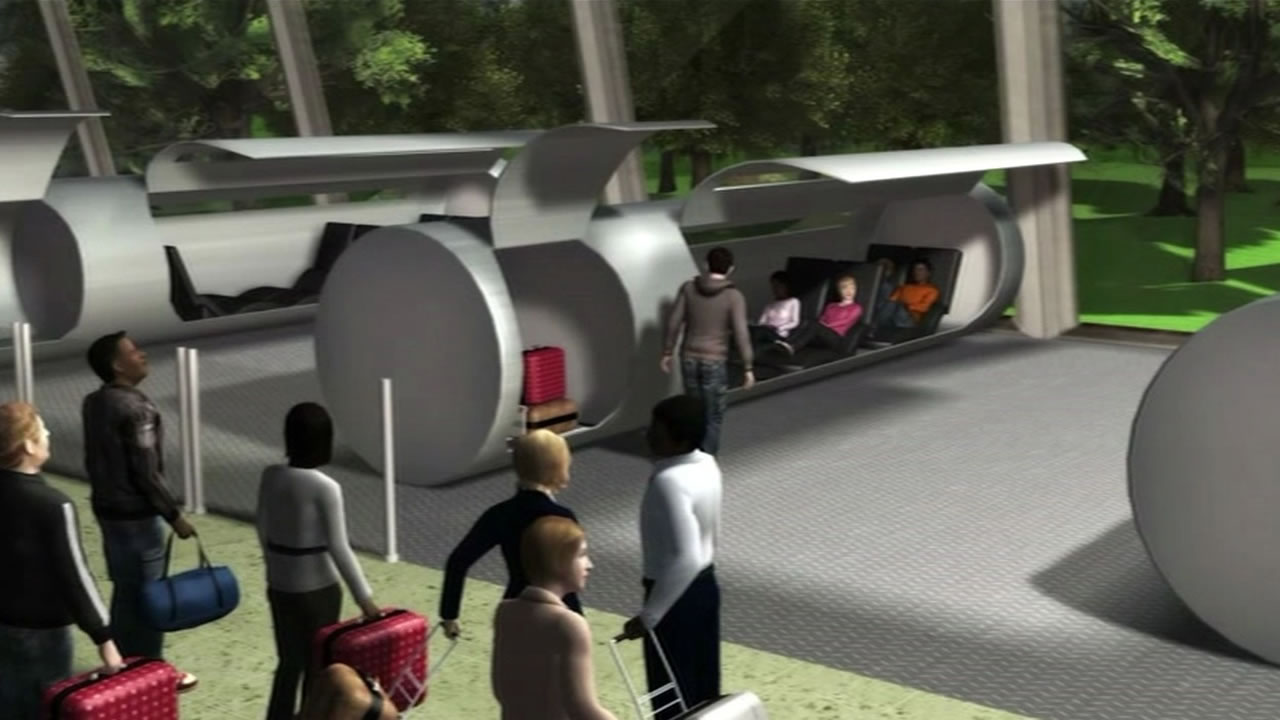 Billionaire Elon Musk has signed a deal to build a 5-mile test facility of his Hyperloop transportation system in Kings County, along Interstate 5.