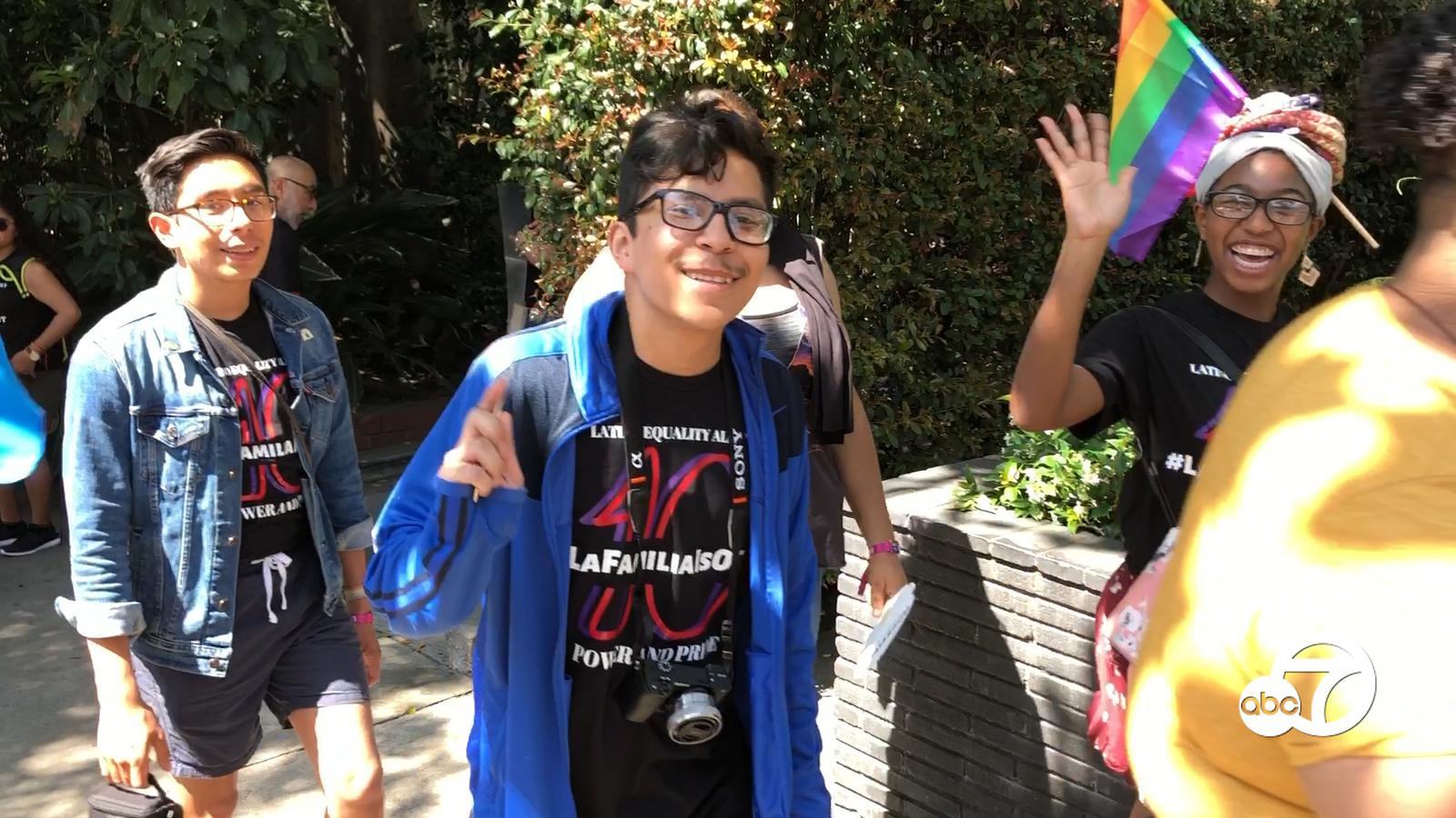 South La Gay Teen Empowered Through Latino Equality -3334