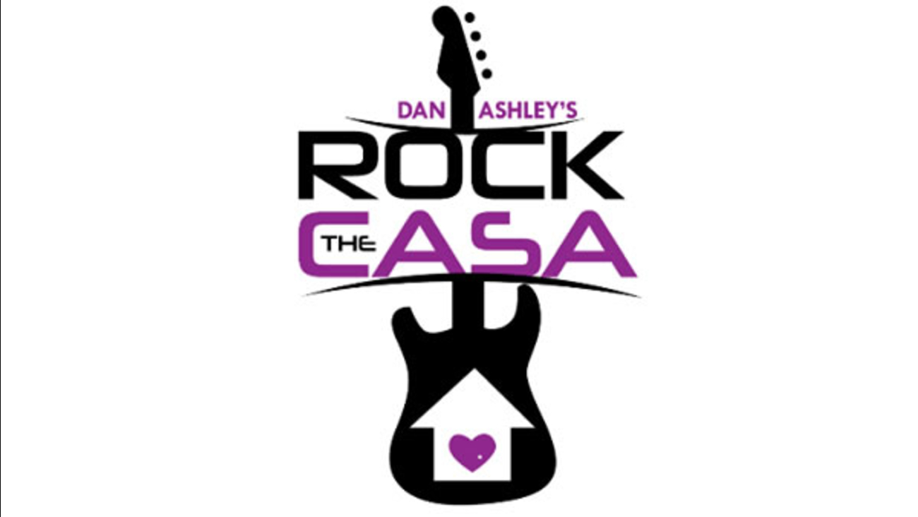 ABC7 News Anchor Dan Ashley's Rock the CASA Foundation will host its annual concert on June 20 at Lesher Center for the Arts.
