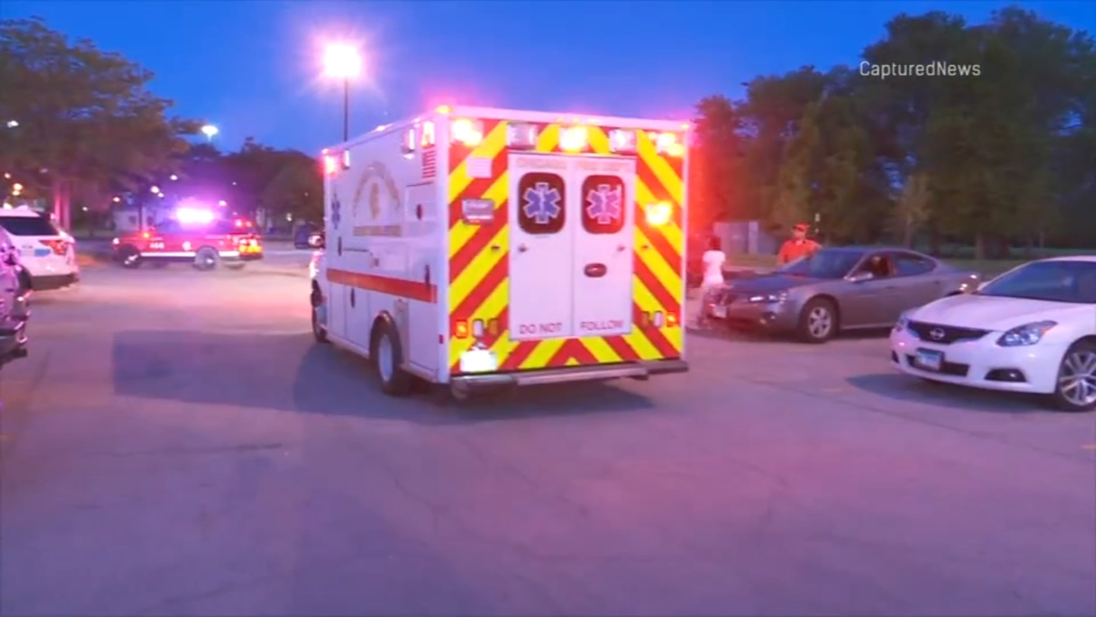 Girl, 5, in grave condition after being pulled from Lake Michigan at Rainbow Beach
