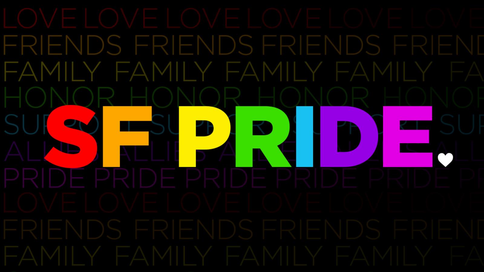 Pride Month Calendar 2019.Pride Is In The Air