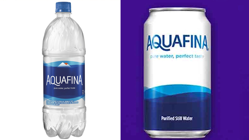Image result for PepsiCo to trial Aquafina in aluminum cans