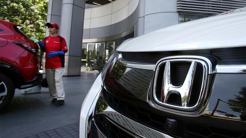 Recalls Honda Com >> Honda To Recall 1 6m Vehicles Finish Takata Air Bag Recalls Early