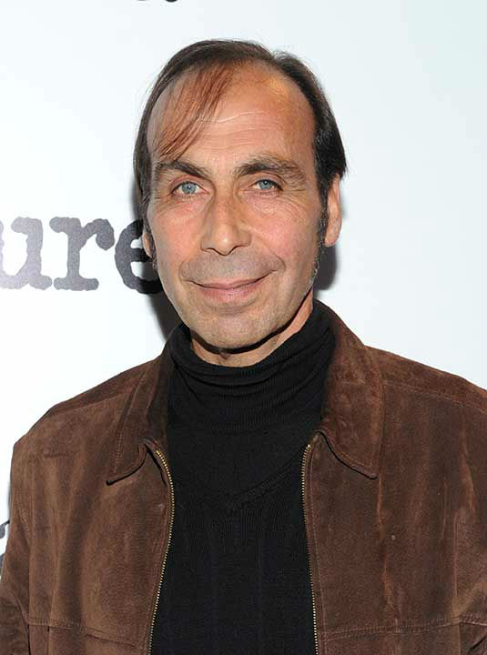 <div class='meta'><div class='origin-logo' data-origin='none'></div><span class='caption-text' data-credit='Photo/Evan Agostini'>Stand-up comedian Taylor Negron died Jan. 10, 2015 following a battle with cancer. He was 57.</span></div>