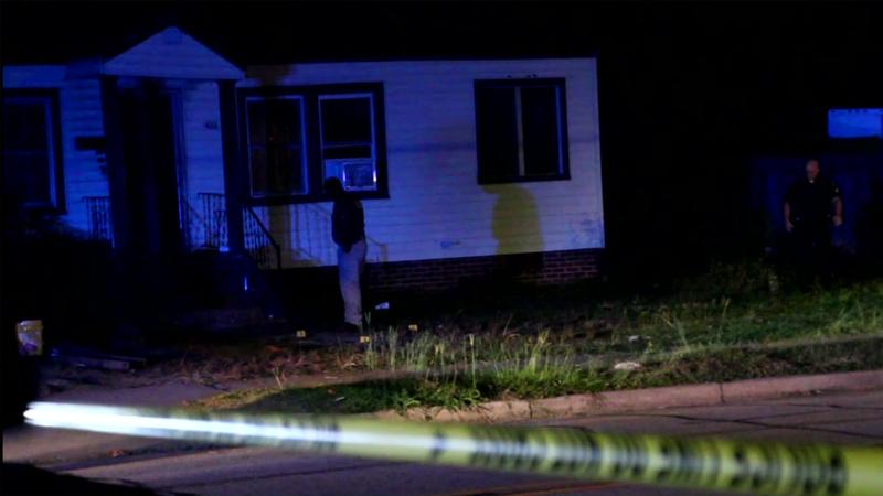 Person shot at Sanford home
