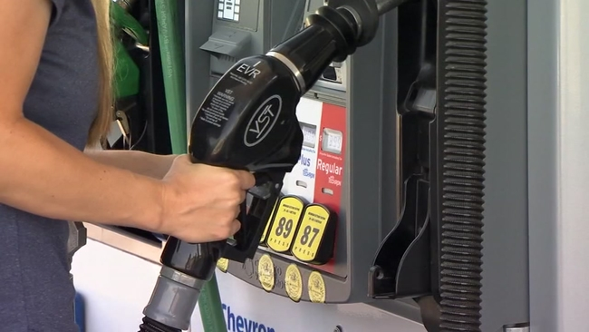 California gas tax: Bay Area drivers feel pain at the pump