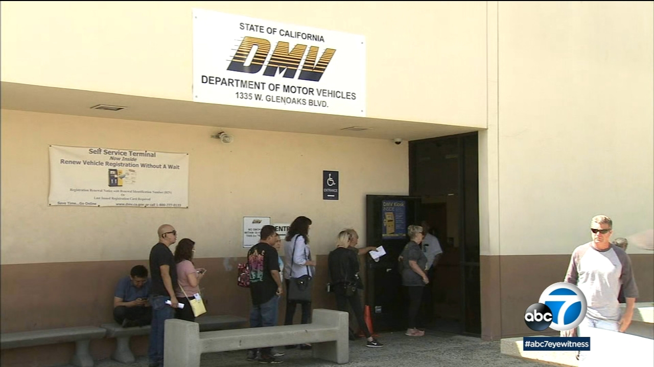 DMV to close offices statewide for half-day to re-train