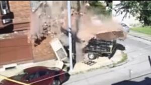 Car Into Building Abc7chicago Com