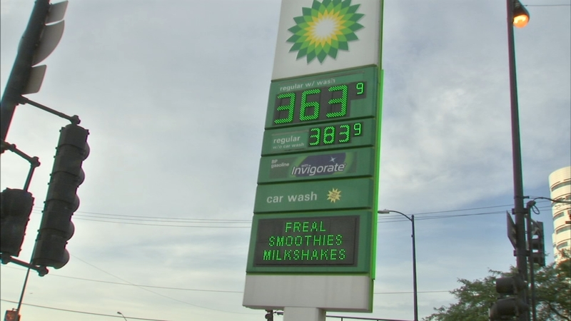 Illinois gas tax doubles as new laws go into effect Monday