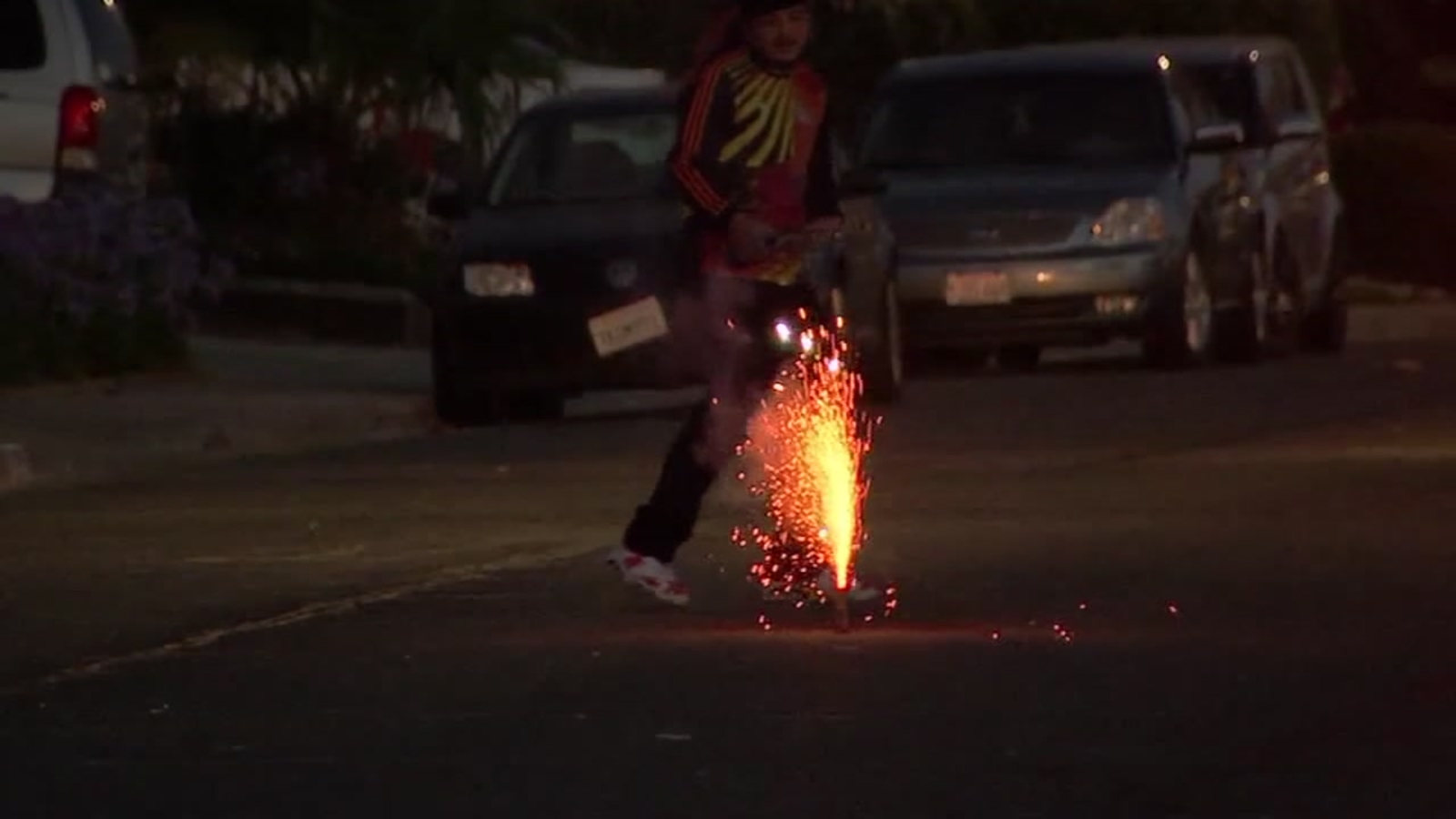 San Jose residents fired up, frustrated over illegal fireworks