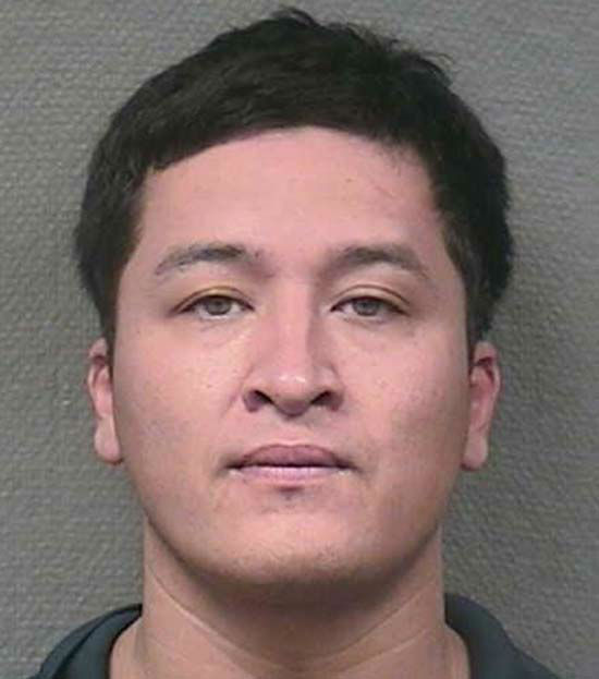 "<div class=""meta image-caption""><div class=""origin-logo origin-image none""><span>none</span></div><span class=""caption-text"">Raul Rodriguez, Hispanic Male, DOB 02-04-78, 5'5""/152 lbs, Green eyes/Black hair, Evading Arrest/Detention (KTRK Photo/ Harris County Sheriff's Office)</span></div>"