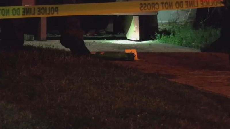 Man killed by firework in front of small children, police say