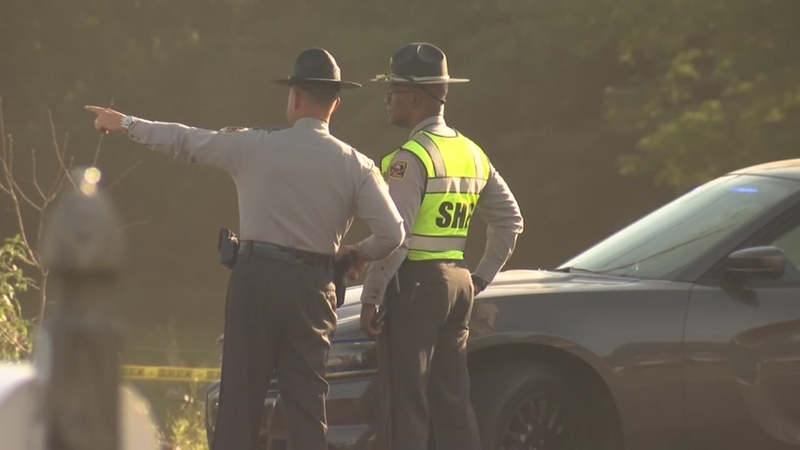 Woman found dead linked to man killed in Johnston Co  chase, crash