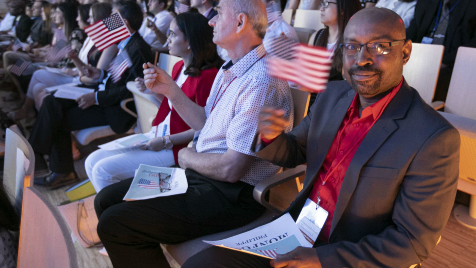 52 new US citizens sworn in at 9/11 Memorial ceremony in NYC