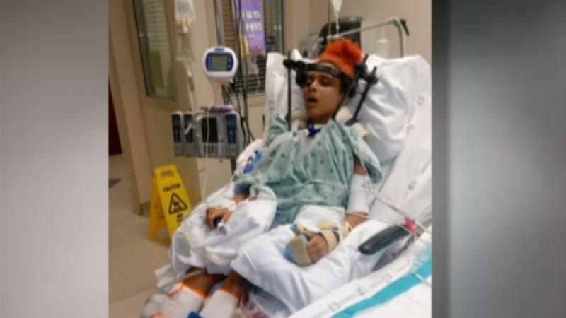 Teen Left Paralyzed When Driver Seizure Causes Crash