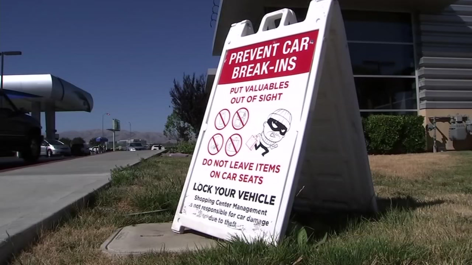 San Jose police working to prevent high-tech car burglaries