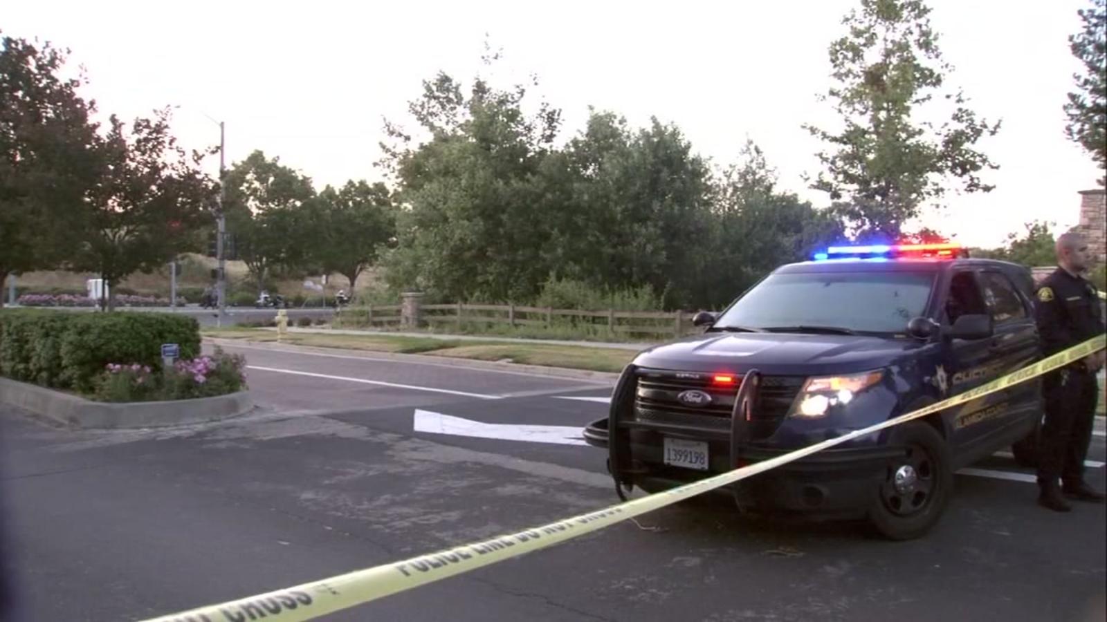 Crash kills 2 men in Dublin, intersection closed