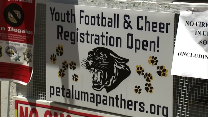 Fireworks sold for fundraiser stolen from youth sports group in Petaluma