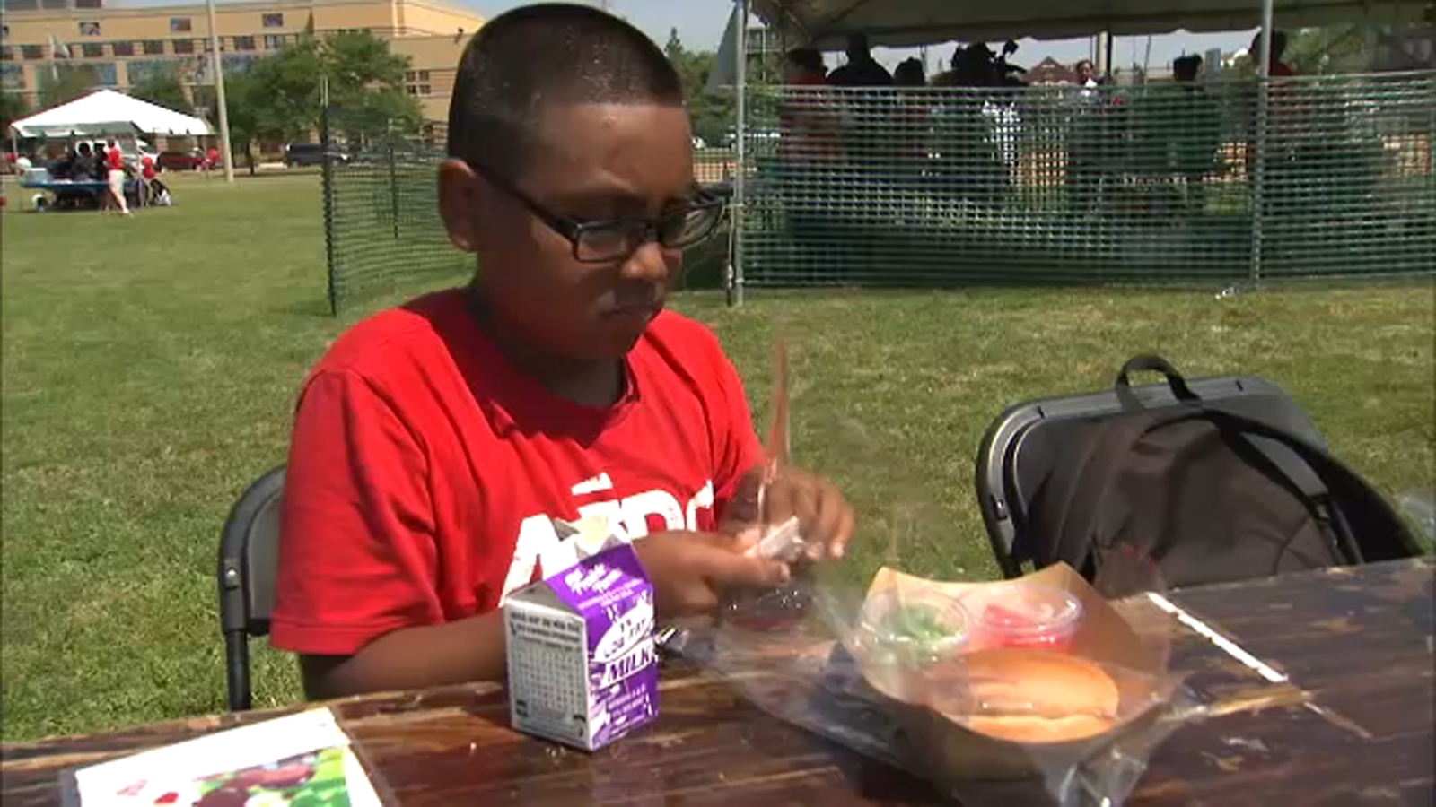 'Meals on the Move' offers free lunch for kids throughout summer