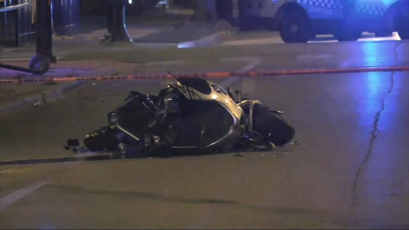 Motorcyclist killed in Cragin hit-and-run