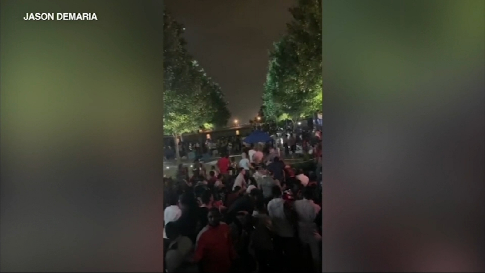 Navy Pier: 3 stabbed, more than a dozen others injured in stampede at 4th of July festivities
