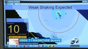 Earthquake | abc7chicago com
