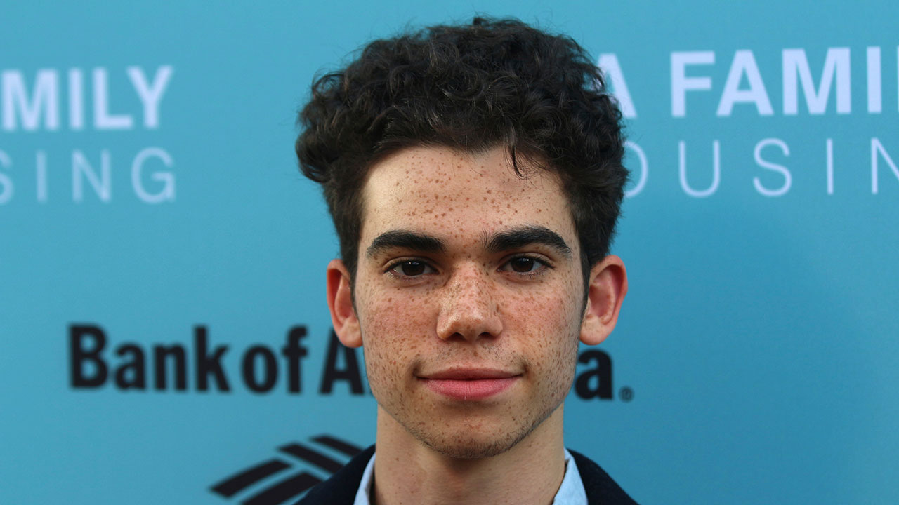 Cameron Boyce is seen at the 2017 LA Family Housing Awards at The Lot on Thursday, April 27, 2017, in West Hollywood, Calif.