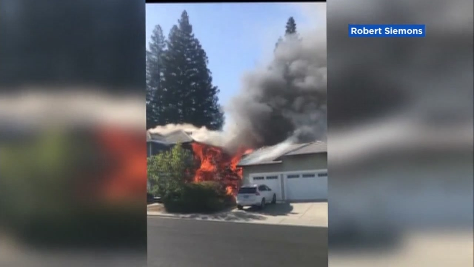 Firefighter injured in Pleasant Hill house fires recovering, cause remains under investigation