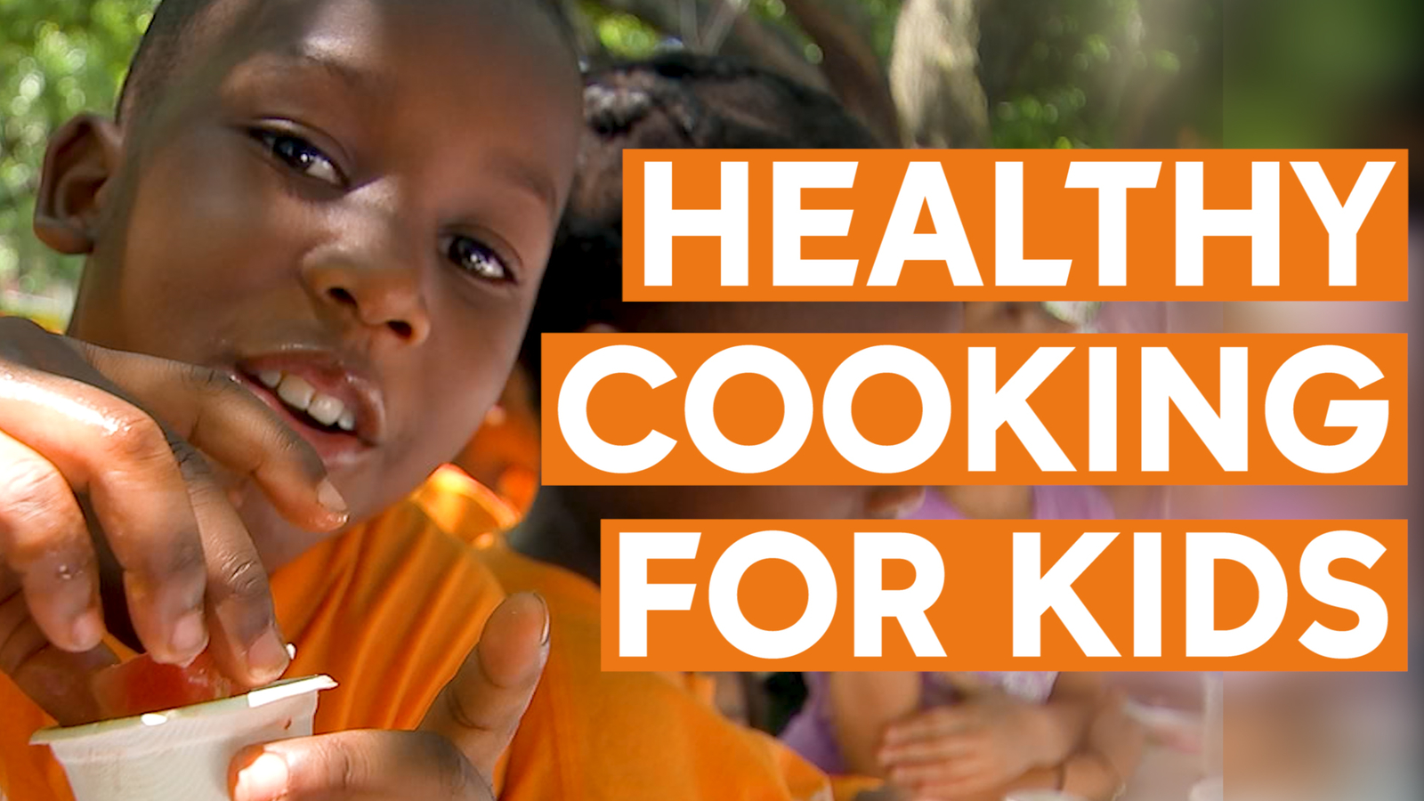"""Chef in the Garden"" teaches kids how to cook healthy food in the Bronx"
