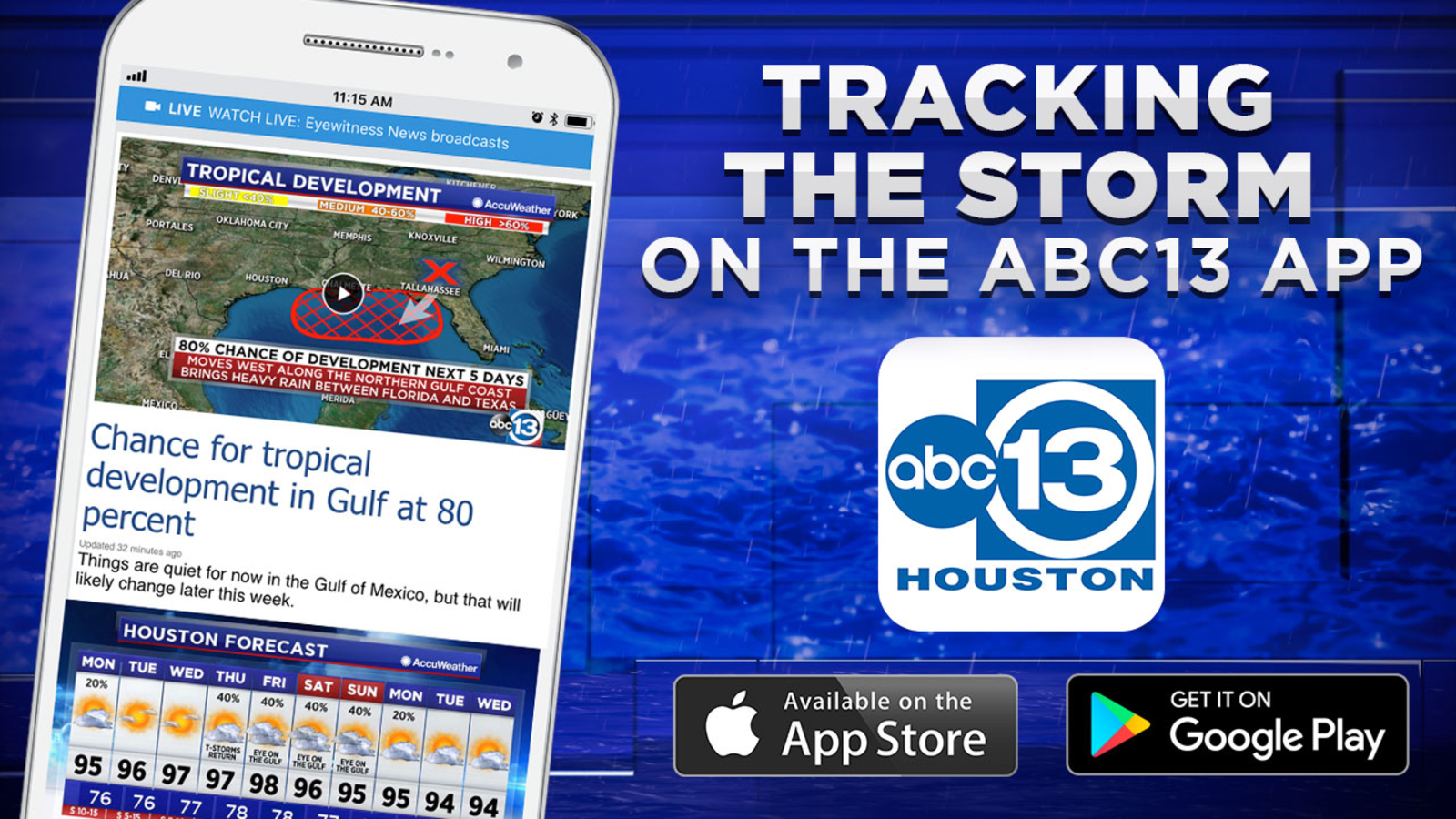 How to watch ABC13 if your power or cable goes out