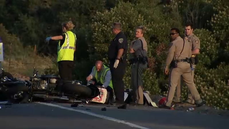 4 killed in Orange County motorcycle crash identified
