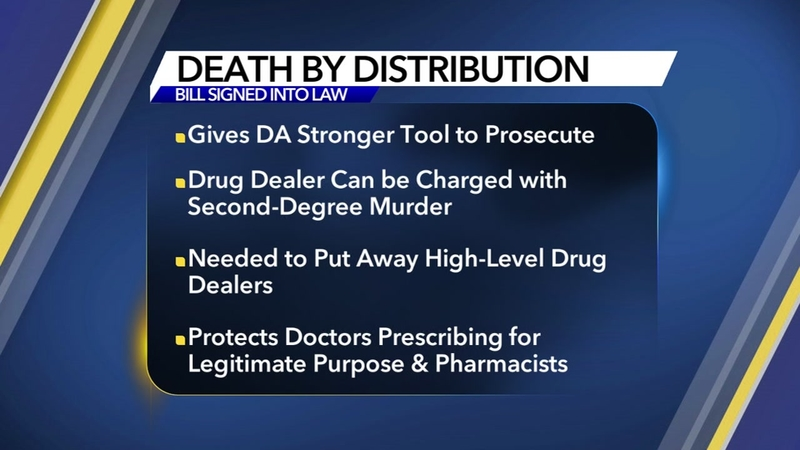 NC drug dealers can now be charged with murder