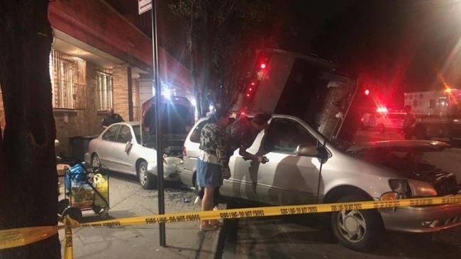 Truck crash | abc7ny com