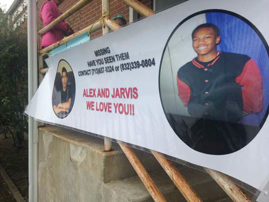 <div class='meta'><div class='origin-logo' data-origin='none'></div><span class='caption-text' data-credit='KTRK Photo/ KTRK'>Missing teens Alex Chavez and Jarvis Morgan</span></div>