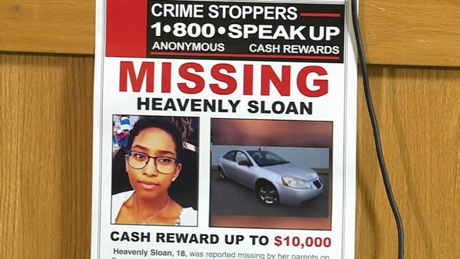 Missing teenager   abc7chicago com