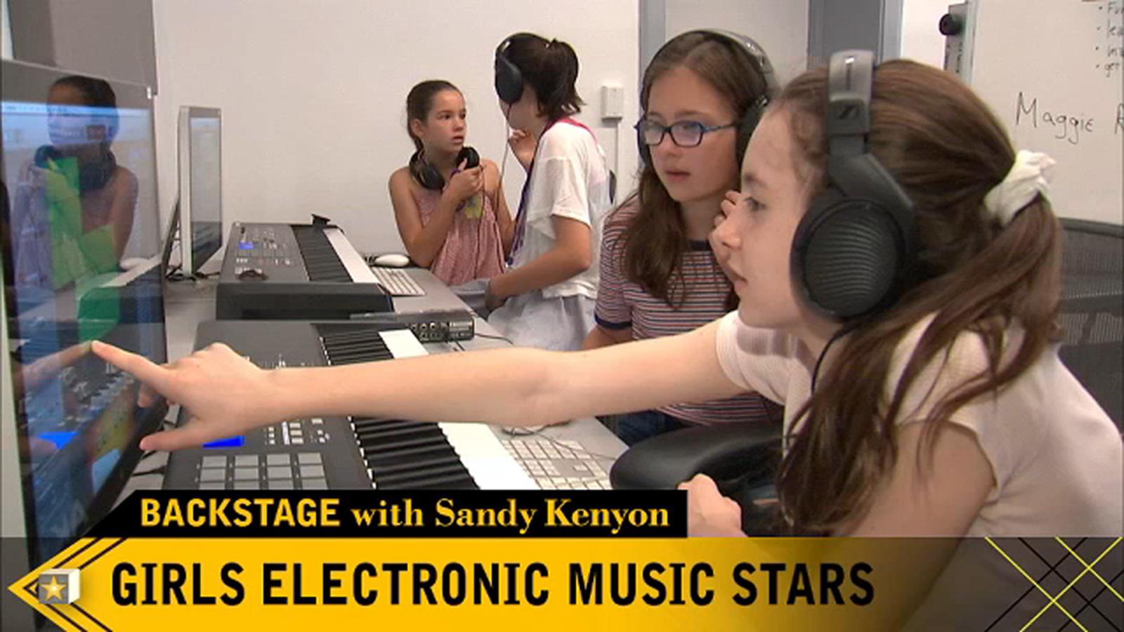 Backstage with Sandy Kenyon: NYU's GEMS program