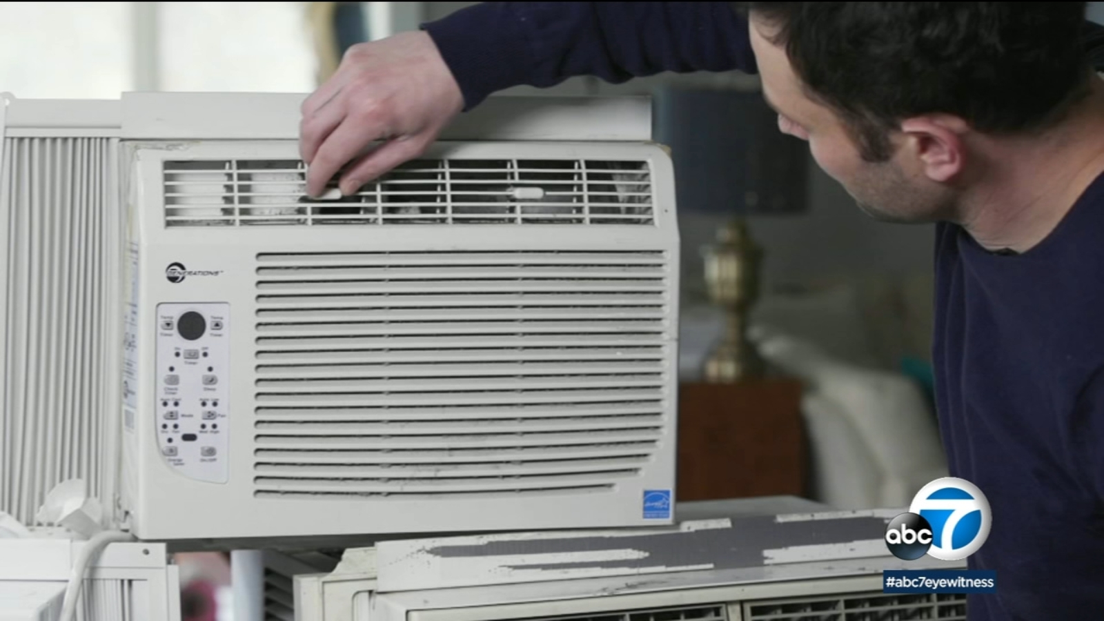Is Your Air Conditioning Making You Sick Abc7 Com