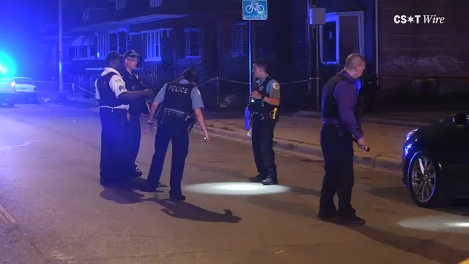 41 shot, 9 fatally, in Chicago weekend shootings