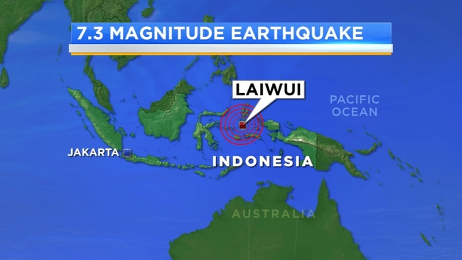 Earthquake | abc13 com