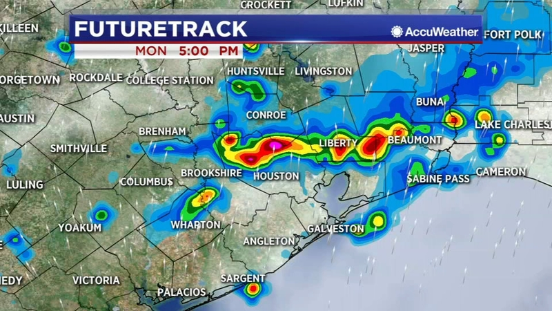 HOUSTON WEATHER: Barry brings thunderstorm chances this weekend ...