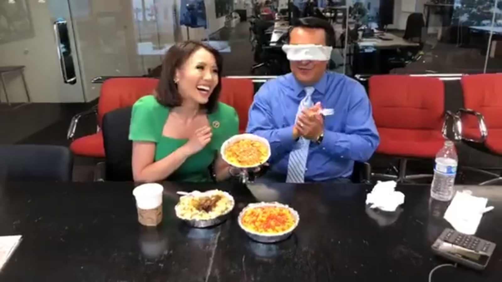 National Mac and Cheese Day: ABC7 News celebrates with unintentionally hilarious blind taste test of 3 San Francisco dishes