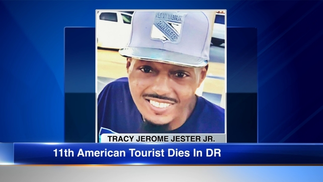 Dominican Republic Deaths: Retired Ohio police officer died