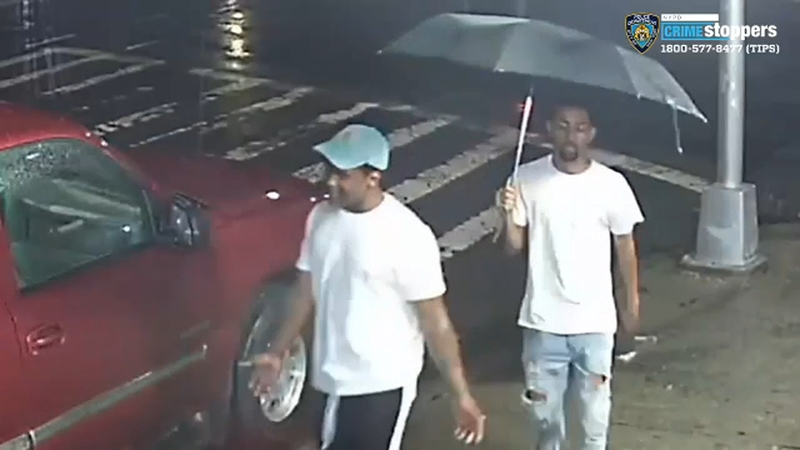New video of 2 men wanted in fatal Bronx shooting