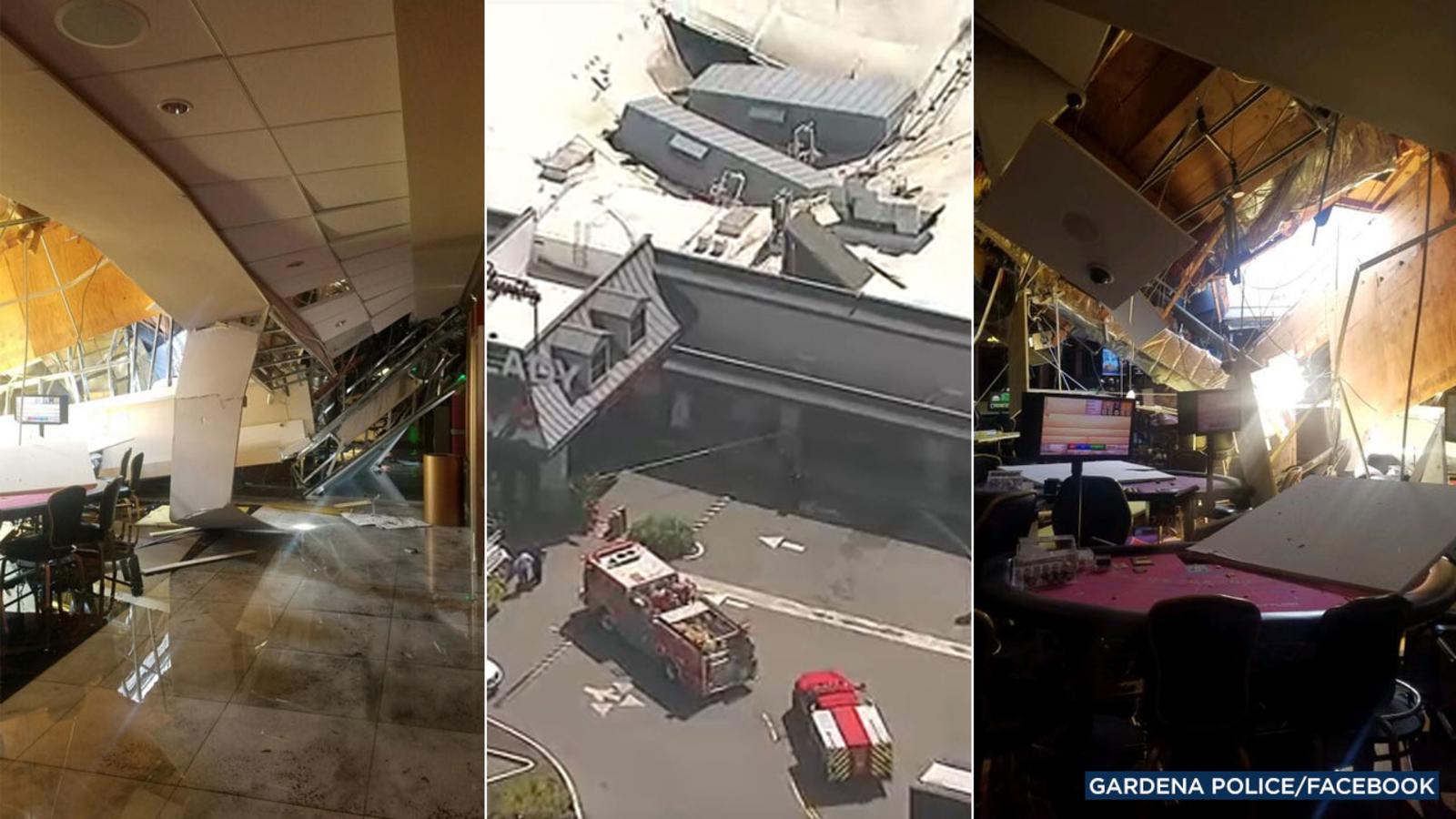 casinos in gardena california