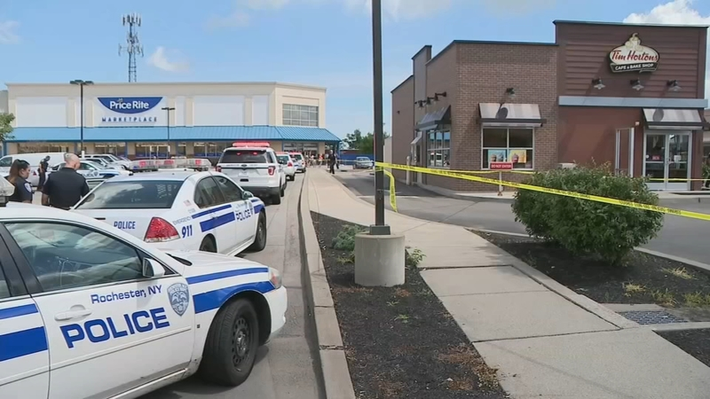 Child, 3, dies after falling into grease trap outside New York Tim Horton's  shop