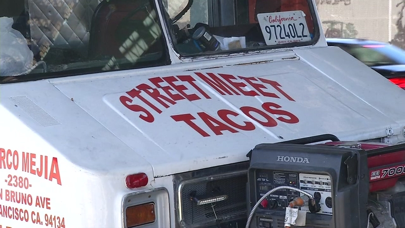 Permit for late-night taco truck upsets neighbors in San Francisco