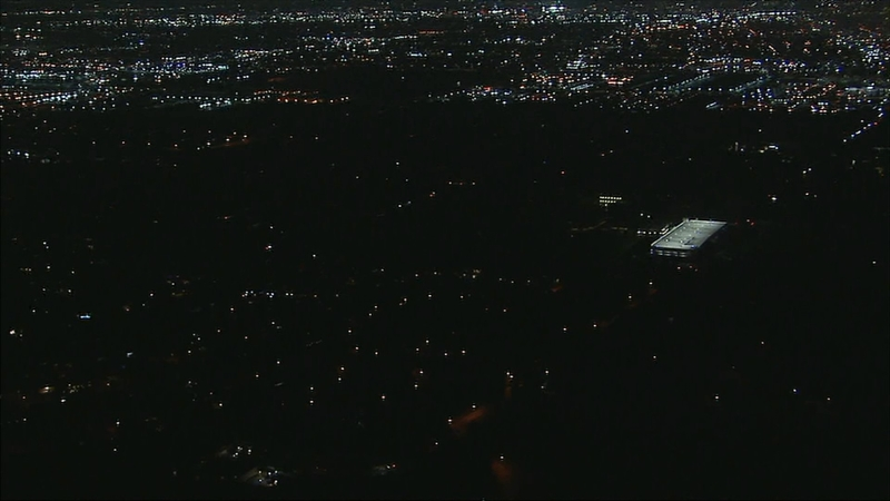 Nearly 13K customers without power in Fullerton