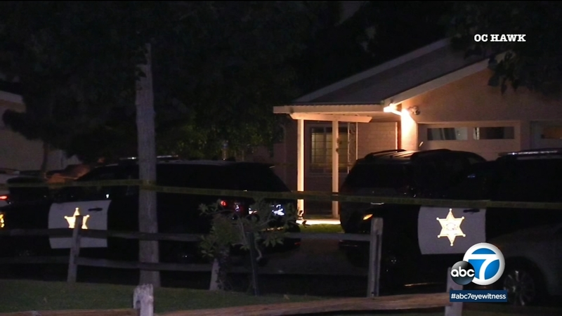 2 O C  sheriff's deputies injured in altercation at La Mirada home